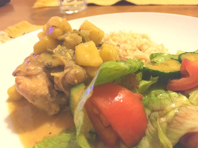 curry de frango 6