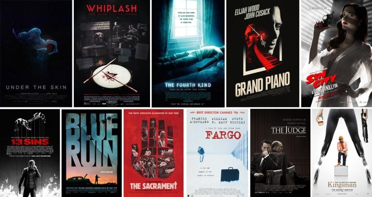 filmes de março