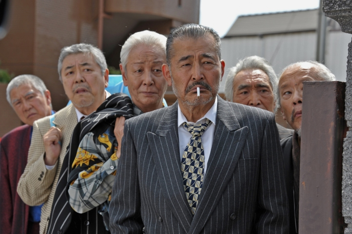 ryuzo e seus sete capangas